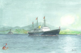 HMY BRITANNIA - THE FINAL WESTERN ISLES CRUISE 199