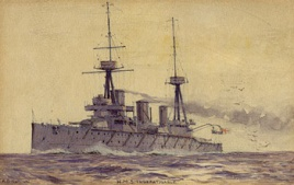 HMS INDEFATIGABLE