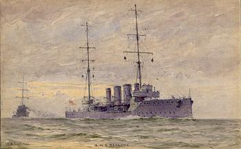 HMS BELLONA