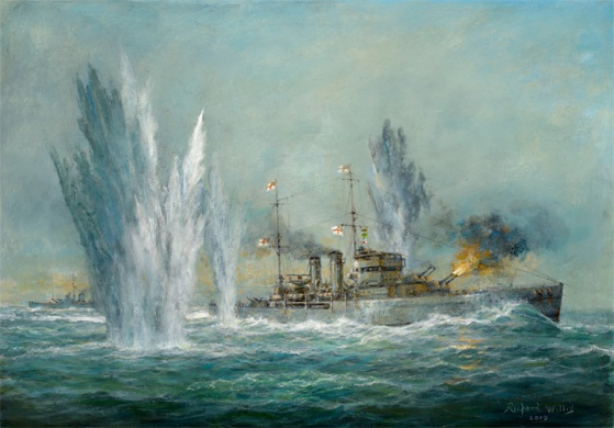 THE 70th ANNIVERSARY OF THE BATTLE OF THE RIVER PL