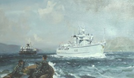 Ton Class Minesweeper and Patrol Boat