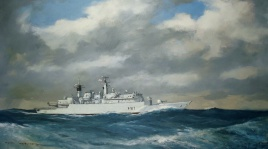 HMS CHATHAM (1990)