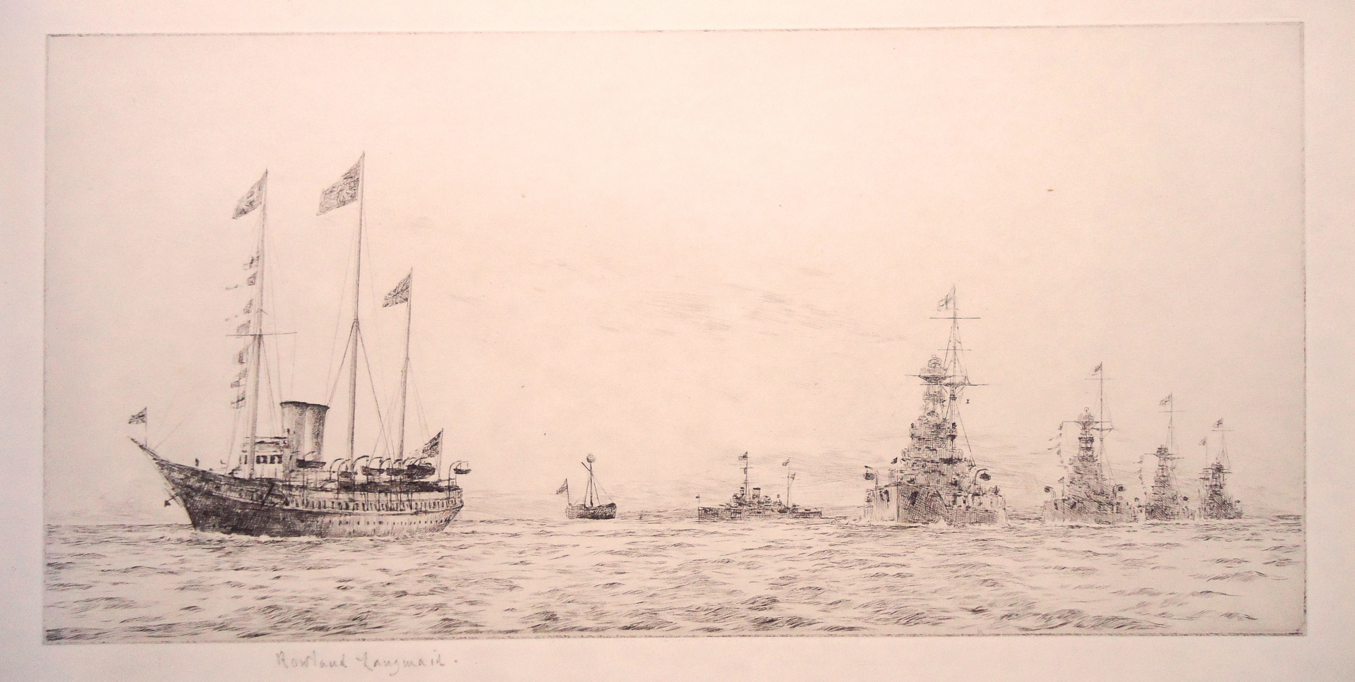 Fleet Review 1935