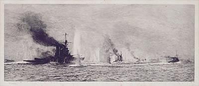 HMS TIGER, PRINCESS ROYAL, LION, WARRIOR, DEFENCE