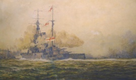 The Battle of Jutland: HMS WARSPITE In Action, 31 MAY 1916: the Run to the North