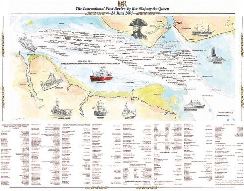 INTERNATIONAL FLEET REVIEW 2005  AN INTERNATIONAL GATHERING